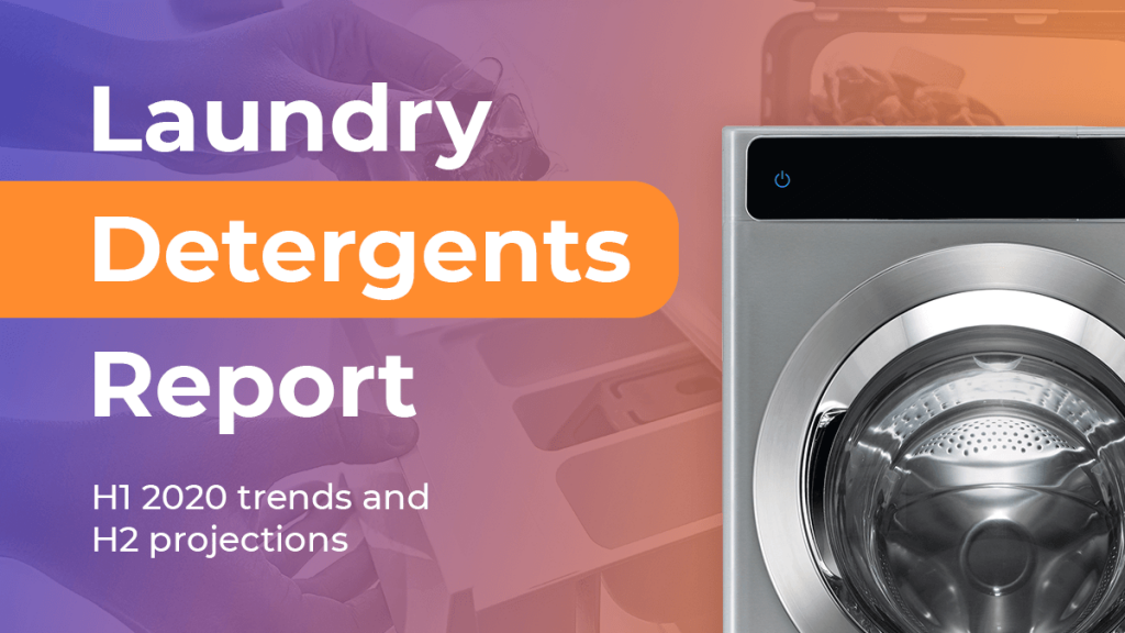Laundry Detergents and Pods Category Report