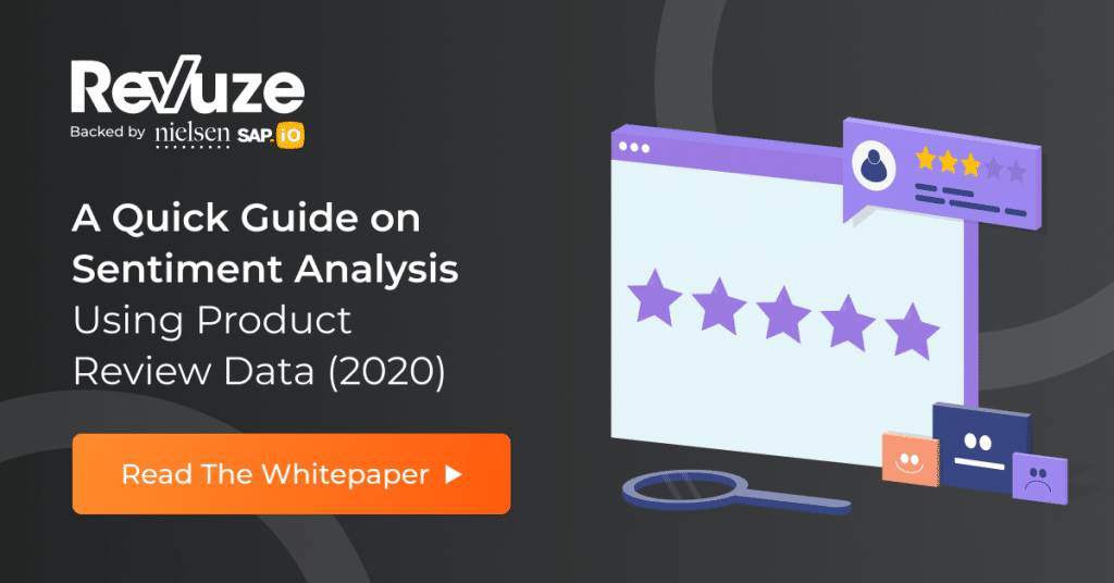 4 Easy Steps To Unlock Sentiment Analysis Using Product Review Data