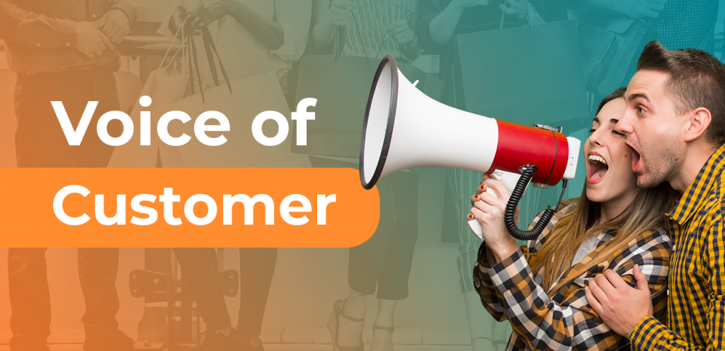 voice of customers