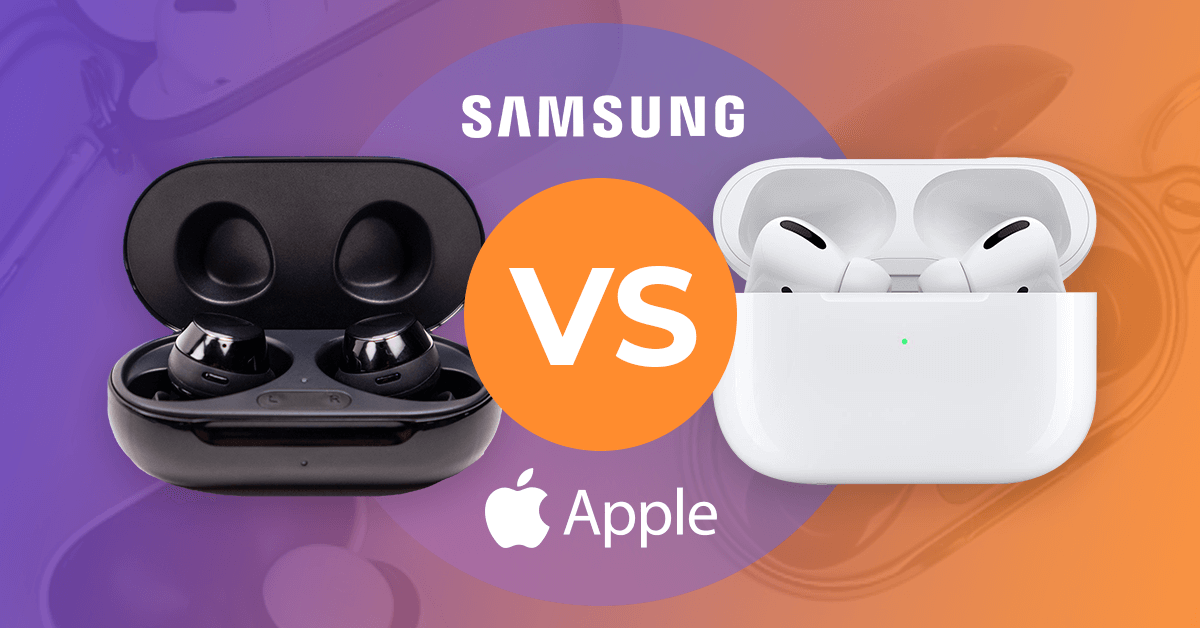 Samsung galaxy buds v.s apple airpods report