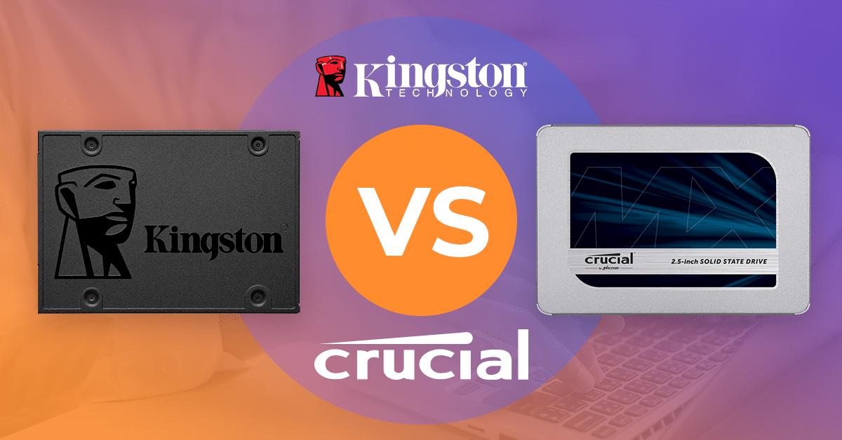 Kingston VS Crucial Data Storage 2020 eCommerce Consumer Data Report