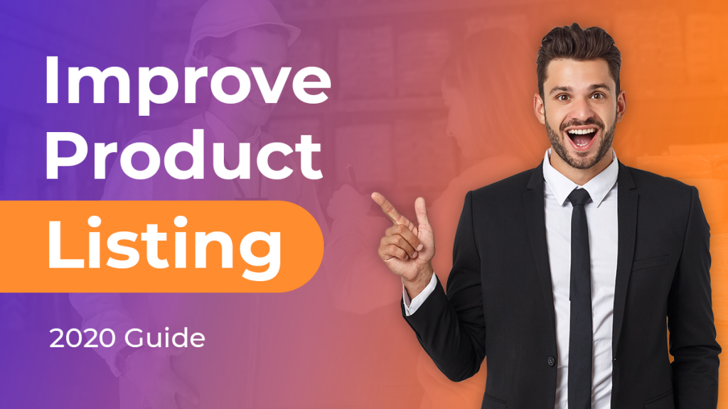 Improve your product listing